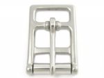 25mm Girth Buckle. Stainless Steel. Code BUC157